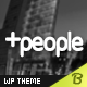 +People Premium Business WordPress Theme - ThemeForest Item for Sale