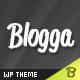Blogga - Team Blogging for WordPress - ThemeForest Item for Sale