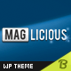 Maglicious Magazine WP - ThemeForest Item for Sale