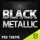 Black Metallic Special FX - ThemeForest Item for Sale