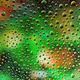 Water drops on colorful background - PhotoDune Item for Sale