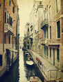 Canal with gondola. Venice - PhotoDune Item for Sale