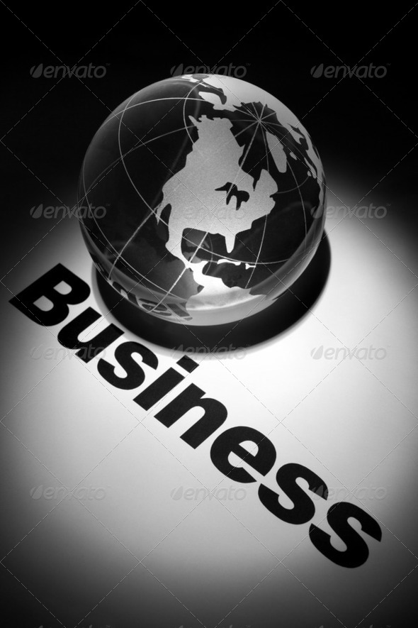 Global Business - Stock Photo - Images