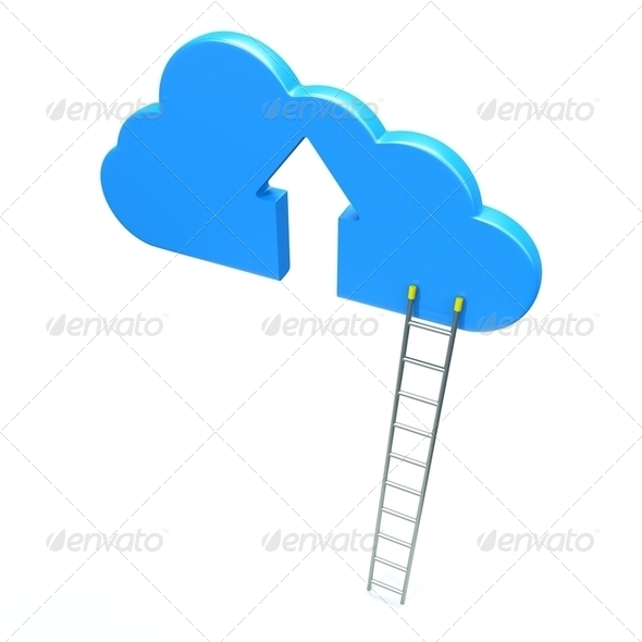 ladders - Stock Photo - Images