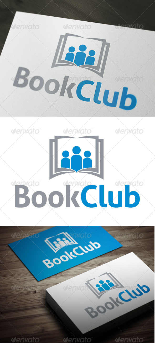 GraphicRiver Book Club 3352986