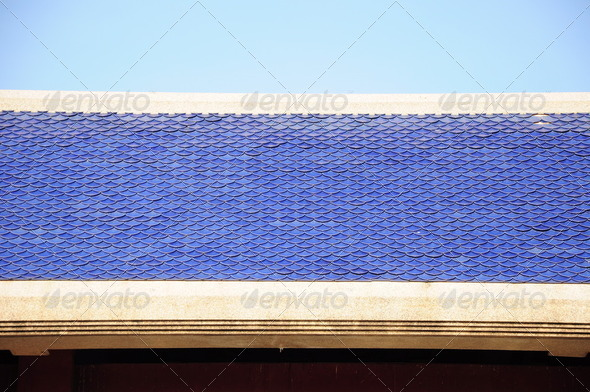 blue tile. - Stock Photo - Images