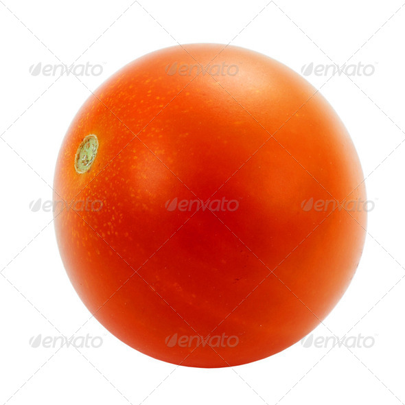 Cherry tomato - Stock Photo - Images