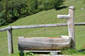 wooden trough - PhotoDune Item for Sale