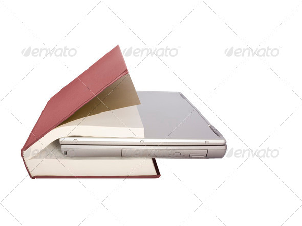 Bookmark that page - Stock Photo - Images