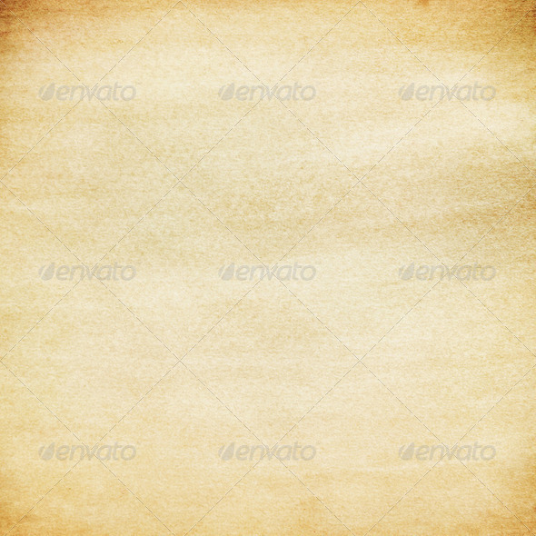 Vintage old paper texture - Stock Photo - Images