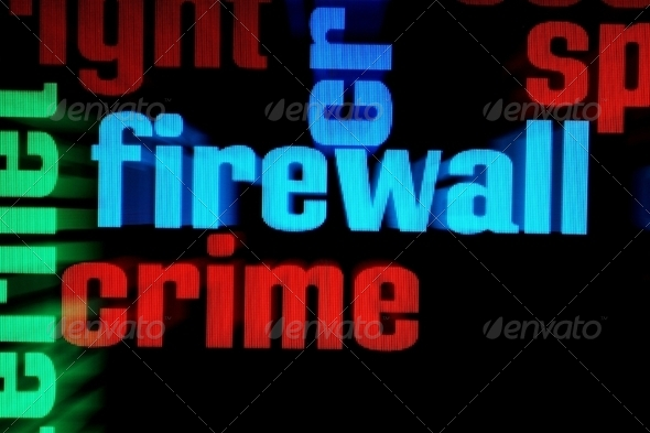 FIrewall - Stock Photo - Images