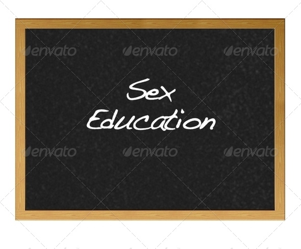 Sex education. - Stock Photo - Images