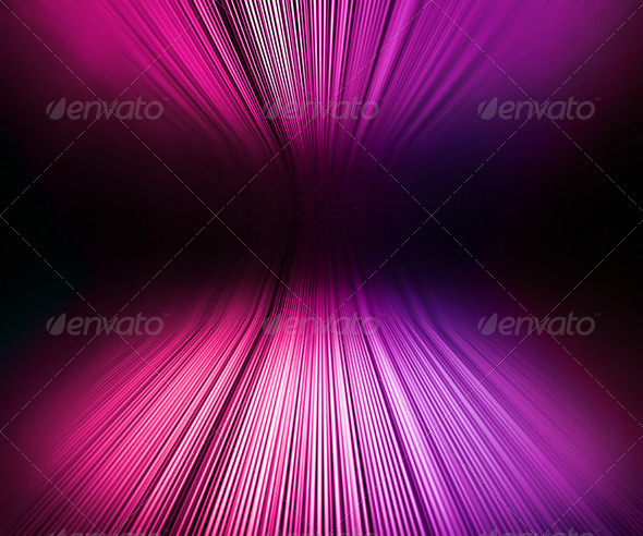 Violet Lines Floor Background - Stock Photo - Images