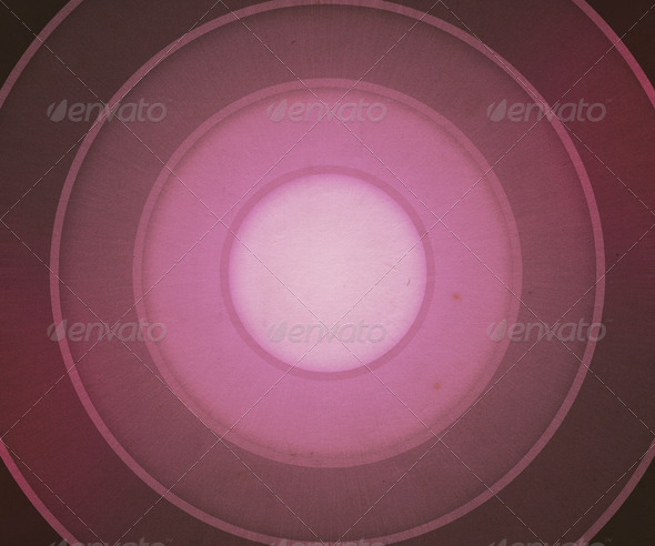 Violet Circles Background - Stock Photo - Images