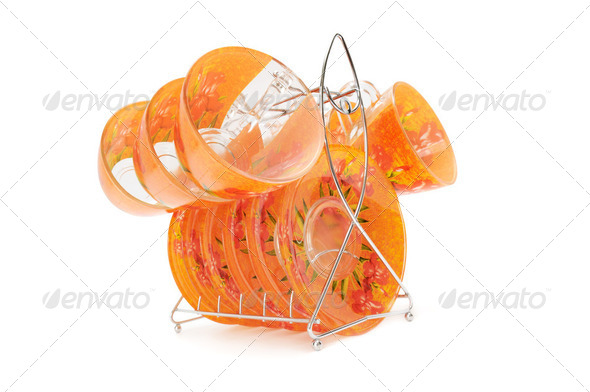 tea things - Stock Photo - Images