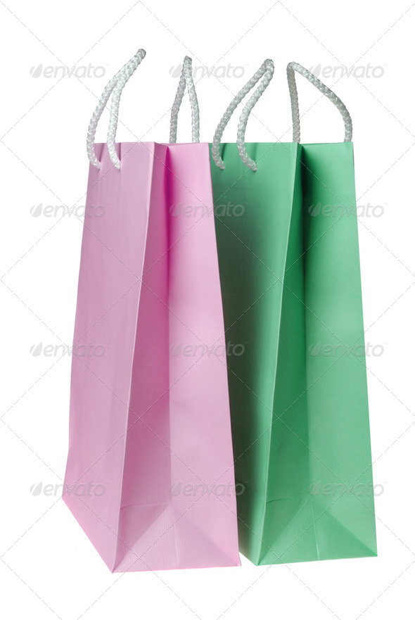 Packing pastel color - Stock Photo - Images