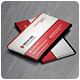 Corporate Business Card 13 - GraphicRiver Item for Sale