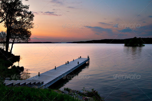 Jetty - Stock Photo - Images