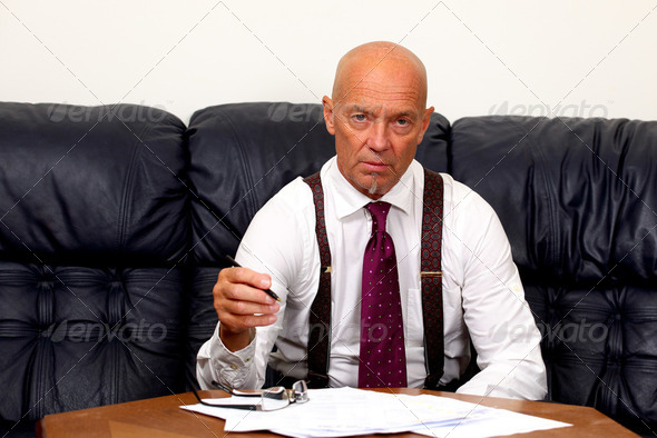 The boss - Stock Photo - Images