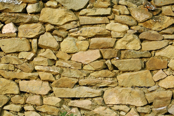 Stonework - Stock Photo - Images