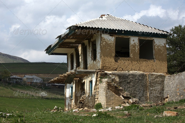 Old house - Stock Photo - Images