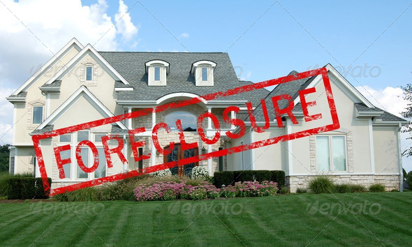 Foreclosure - Stock Photo - Images
