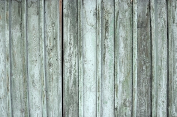 Texture Of Old Boards, Dirty Painted Wood - Stock Photo - Images