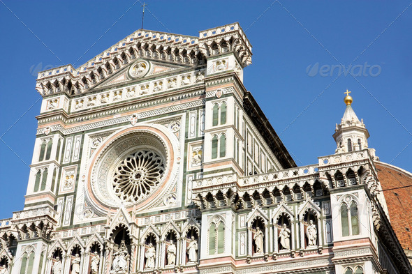 Duomo Firence - Stock Photo - Images