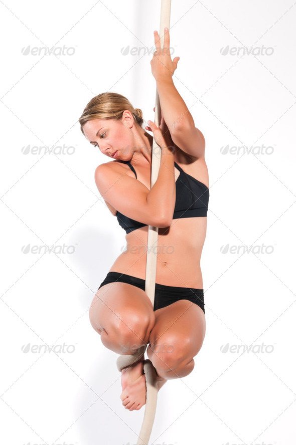 Aerialist - Stock Photo - Images