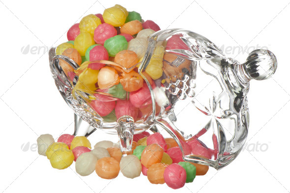 colored candy - Stock Photo - Images