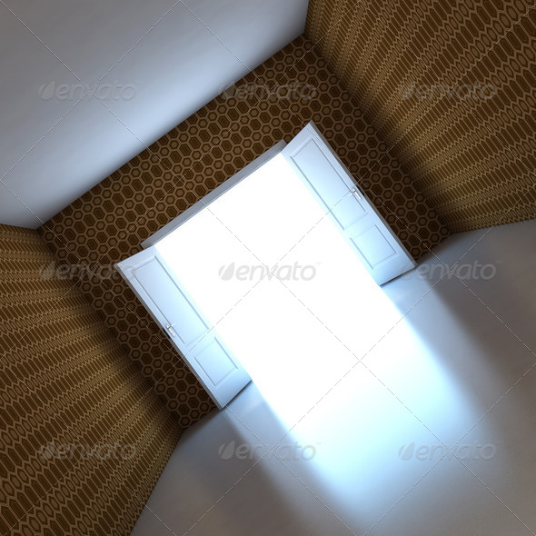 Empty room - Stock Photo - Images