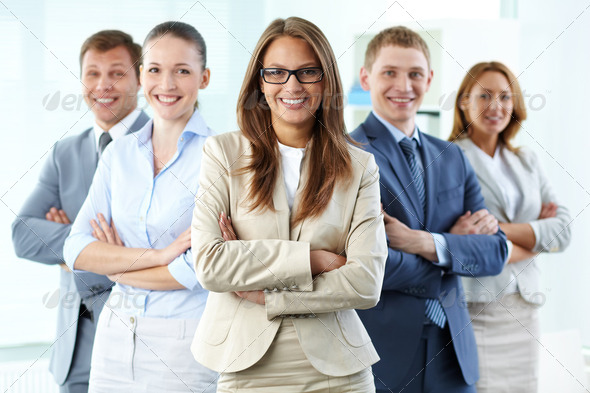 Business leadership - Stock Photo - Images