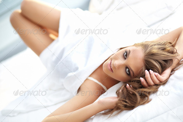 In the morning - Stock Photo - Images