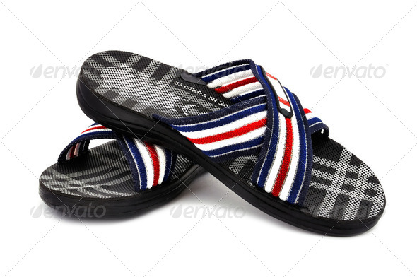 flip-flops - Stock Photo - Images