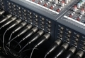 Rear Side of Mixing Console - PhotoDune Item for Sale