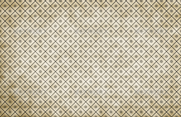 Vintage wallpaper texture - Stock Photo - Images