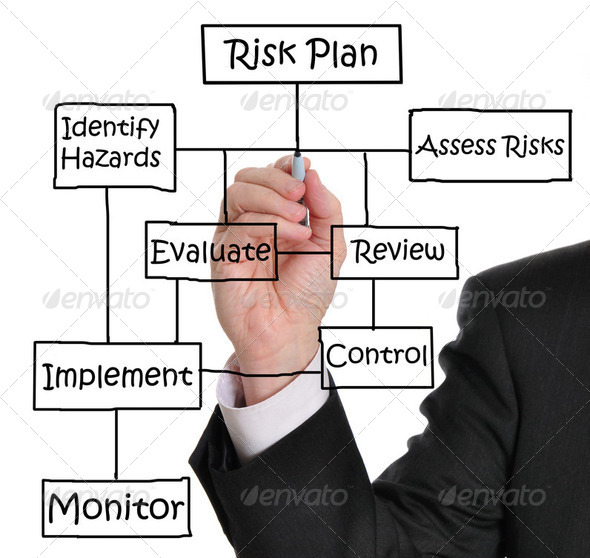 Risk Plan - Stock Photo - Images