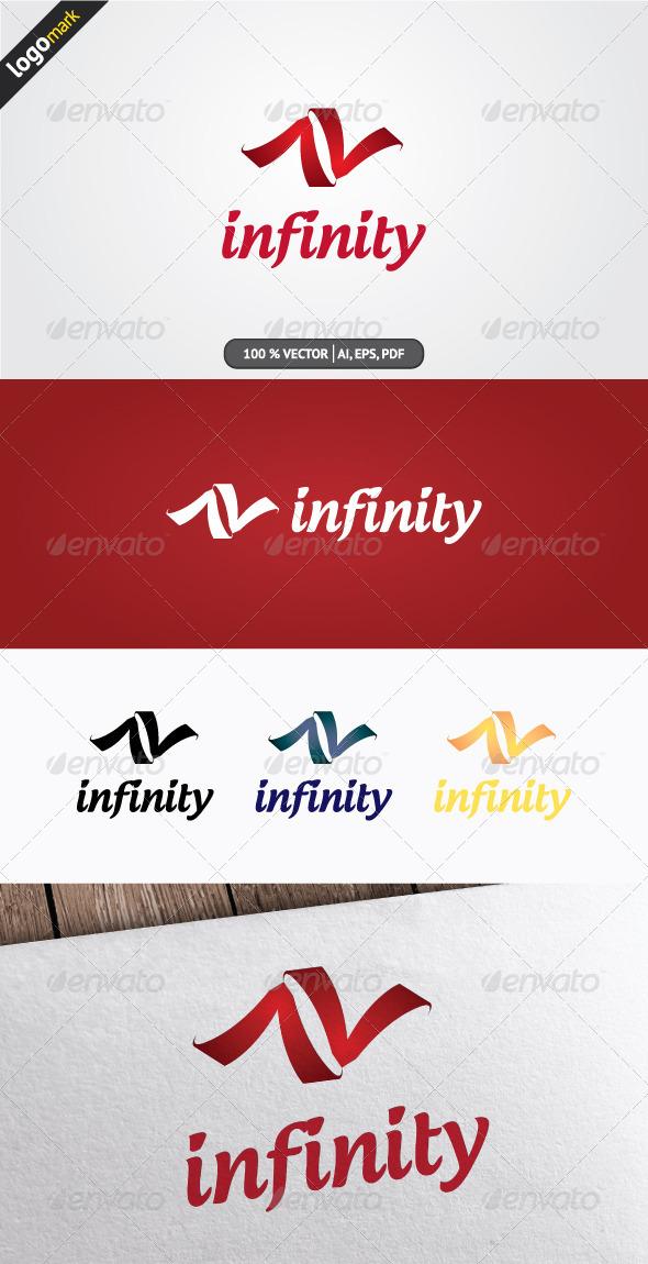 GraphicRiver Infinity logo 3353840