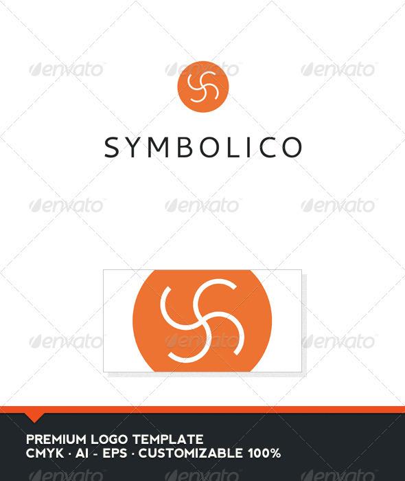 GraphicRiver Symbolico Logo Template 3353904