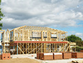New home construction framing - PhotoDune Item for Sale