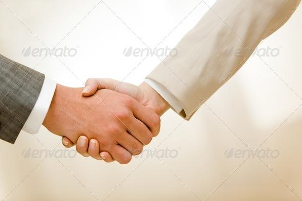 PhotoDune Handshake 358548