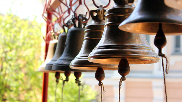 VideoHive Church Bells 4 3353993