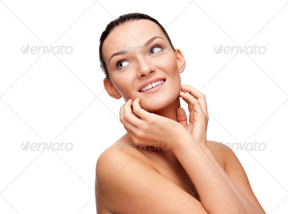 Beauty concept - Stock Photo - Images