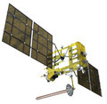 Modern Navigation Satellite - PhotoDune Item for Sale