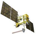 Modern Navigation Satellite - PhotoDune Item for Sale