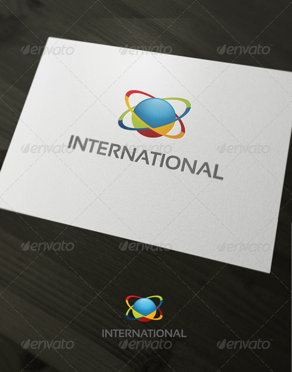 GraphicRiver International 3354133