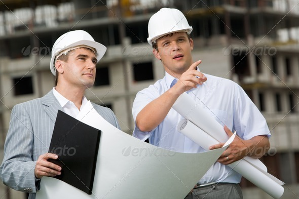 Working together - Stock Photo - Images