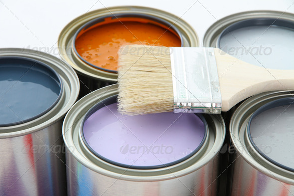 Paint - Stock Photo - Images
