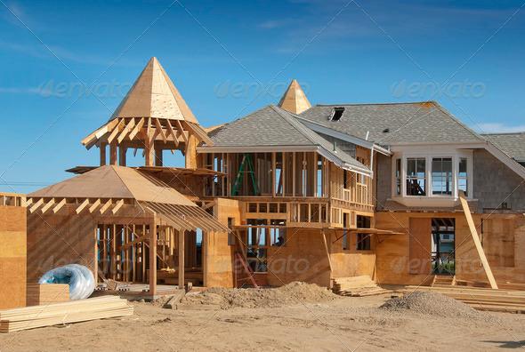 PhotoDune House construction 2474033