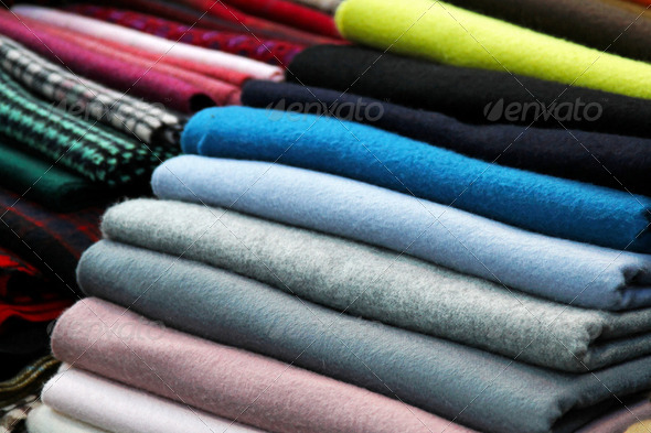 Pashmina - Stock Photo - Images